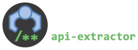 API Extractor logo